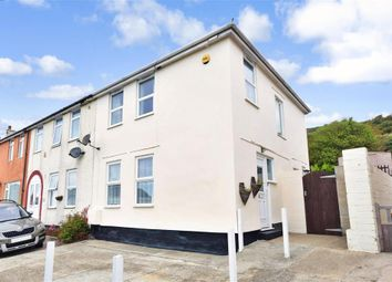 Thumbnail 3 bed end terrace house for sale in Gloster Ropewalk, Aycliffe, Dover, Kent