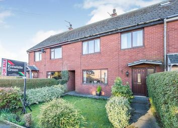 Thumbnail 3 bed terraced house for sale in Westfields, Croston, Leyland, Lancashire