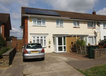 Thumbnail 4 bed semi-detached house to rent in Raven Lane, Crawley