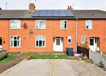 Thumbnail 3 bed terraced house for sale in Chestnut Terrace, Northampton, Northhamptonshire