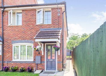 Thumbnail 3 bed end terrace house for sale in Phoenix Close, Donnington, Telford, Shropshire