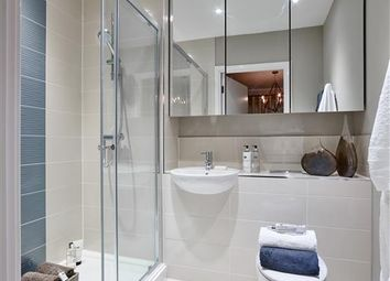 Thumbnail 3 bed flat for sale in Off Porters Way, West Drayton