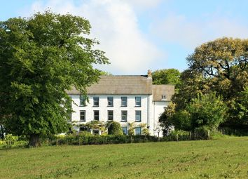 Thumbnail 12 bed country house for sale in Roch, Haverfordwest