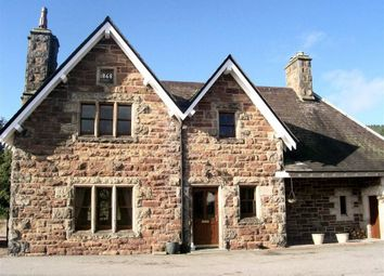 Thumbnail 4 bed detached house for sale in Ross Street, Golspie, Sutherland