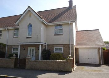 Thumbnail 4 bed semi-detached house for sale in Cothey Way, Ryde