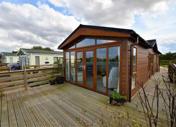 Thumbnail 2 bedroom mobile/park home for sale in Barholm Road, Tallington, Stamford