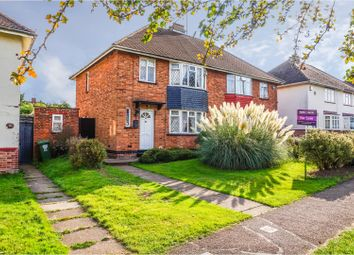 Thumbnail 3 bed semi-detached house for sale in Chestnut Crescent, Bletchley