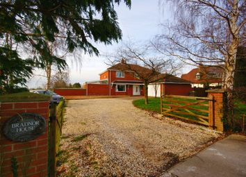 Thumbnail 4 bed detached house for sale in Westlaby Lane, Wickenby