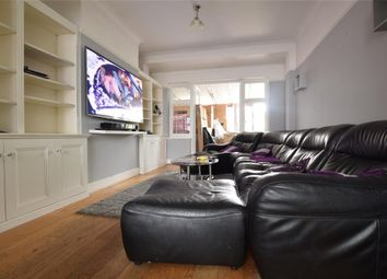 Thumbnail 3 bed end terrace house to rent in Mannin Road, Chadwell Heath, Romford