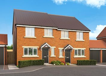 "Thumbnail 3 bed property for sale in ""The Larch"" at St. Marys Terrace, Coxhoe, Durham"