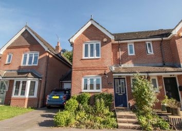 Thumbnail 4 bed semi-detached house for sale in Britannia Drive, Beggarwood, Basingstoke