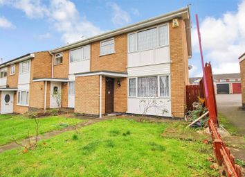 Thumbnail 3 bed end terrace house for sale in Keepers Walk, Leicester