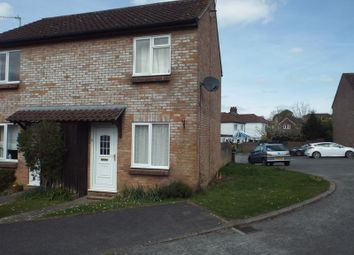 Thumbnail 1 bed terraced house to rent in Pavely Close, Chippenham
