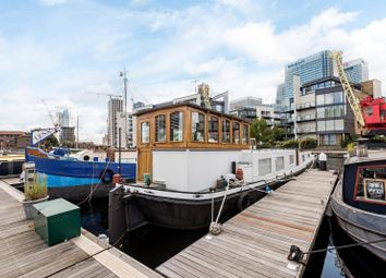 2 bed houseboat for sale in Boardwalk Place, London E14