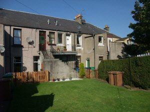 Thumbnail 2 bed flat to rent in Main Street, Lochgelly