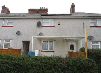 Thumbnail 2 bedroom terraced house for sale in Heol Y Deri, Cwmrhydyceirw, Swansea.