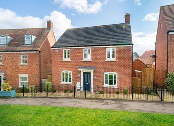Thumbnail 4 bed detached house for sale in Swallow Walk, Hemel Hempstead