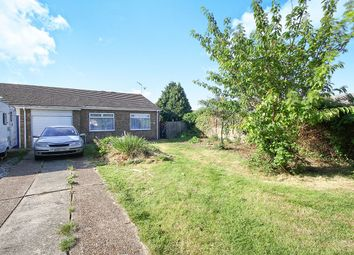 Thumbnail 2 bed bungalow for sale in Swanley Close, Eastbourne