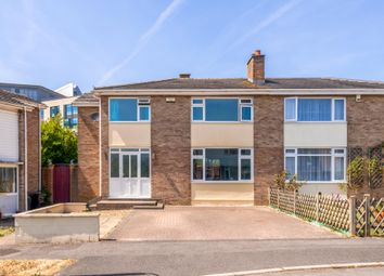 Thumbnail 4 bed semi-detached house for sale in Dorian Close, Bristol