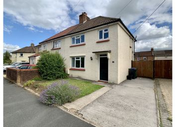 Thumbnail 3 bed semi-detached house for sale in Greenway Avenue, Chippenham