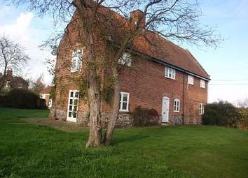 Thumbnail 4 bed detached house to rent in Anchor Street, Tunstead, Norwich