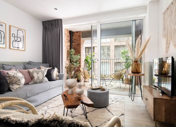 Thumbnail 3 bed flat for sale in Wyke Road, London