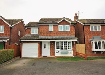 Thumbnail 4 bed detached house for sale in Foxglove Way, Chard