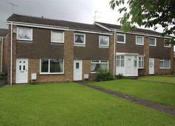 Thumbnail 3 bed terraced house for sale in Norwich Way, Parkside Chase, Cramlington