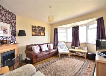 Thumbnail 2 bed semi-detached bungalow for sale in Devonshire Road, Bathampton, Bath, Somerset