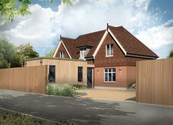 Thumbnail 4 bed detached house for sale in Pilgrims Way West, Otford