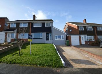 Thumbnail Semi-detached house for sale in Lalebrick Road, Plymouth, Devon