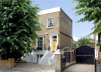Thumbnail 3 bed terraced house to rent in Culford Road, De Beauvoir Town, Hackney, London