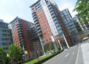 Thumbnail 1 bedroom flat to rent in Leftbank, Manchester City Centre, Manchester