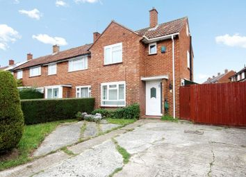 Thumbnail 2 bed semi-detached house to rent in Kempton Avenue, Northolt