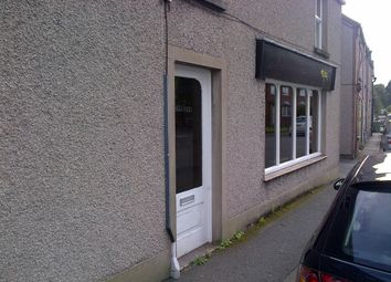 Retail premises to let in Arenig Street, Bala LL23