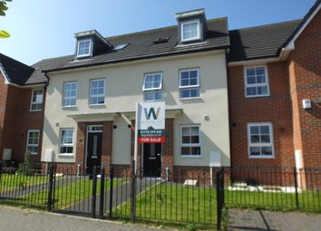 Thumbnail 4 bedroom town house for sale in Carpenters Close, Buckshaw Village