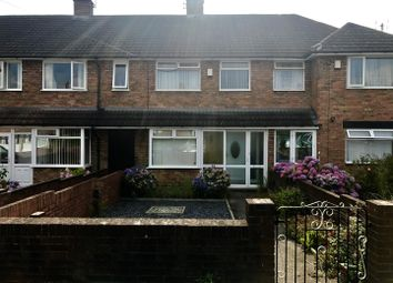 Thumbnail 3 bed end terrace house to rent in Barston Close, Coventry
