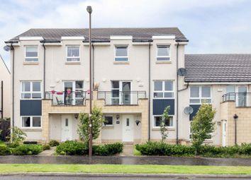 Thumbnail 4 bed town house for sale in Burnbrae Road, Bonnyrigg, Midlothian