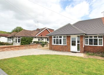 Thumbnail 3 bed bungalow for sale in Shirley Drive, Worthing, West Sussex