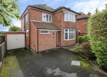 Thumbnail 3 bed detached house for sale in Hurts Croft, Beeston, Nottingham