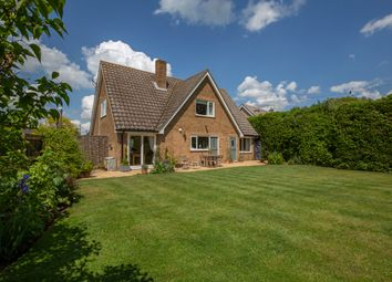 Thumbnail 3 bed detached house for sale in Bury Road, Wortham, Diss