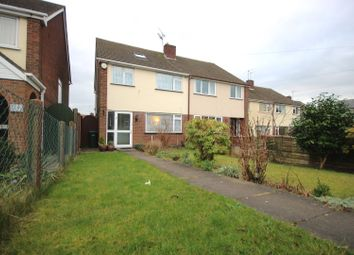 Thumbnail 3 bed semi-detached house for sale in Chetwode Close, Coventry