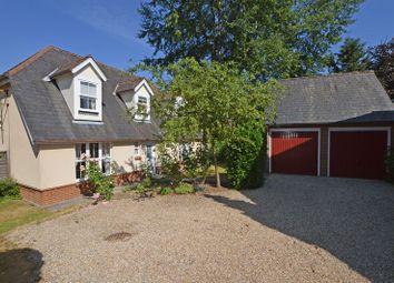 Thumbnail 4 bed detached house for sale in Maltbys, Selborne, Alton, Hampshire
