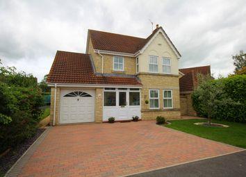 Thumbnail 4 bed detached house for sale in Turnberry Close, Monkton Park, Chippenham