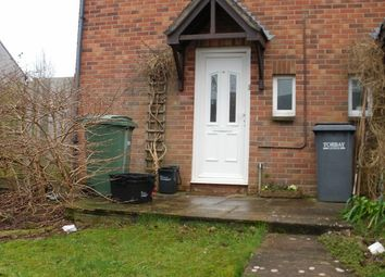 Thumbnail 1 bed end terrace house to rent in Haytor Avenue, Paignton