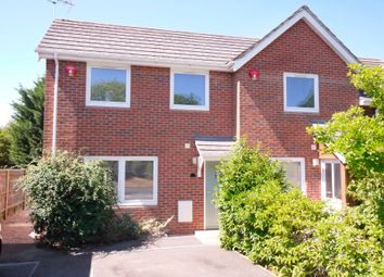 Thumbnail 2 bed end terrace house for sale in Kings Brook, Hordle, Lymington, Hampshire