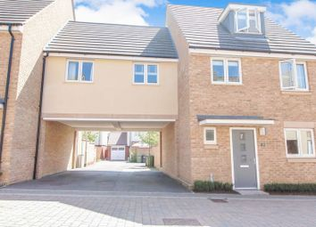 Thumbnail 5 bed link-detached house for sale in Anderson Close, St. Neots