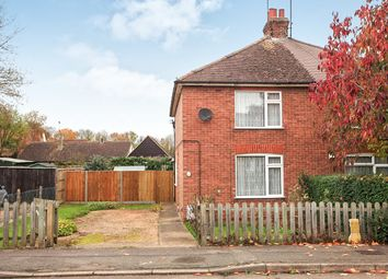 Thumbnail 3 bed semi-detached house for sale in Glebe Avenue, Orton Waterville, Peterborough