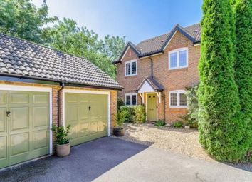 Thumbnail 4 bedroom detached house for sale in Prentice Grove, Shenley Brook End, Milton Keynes