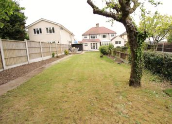 Thumbnail 4 bed semi-detached house for sale in Daws Heath Road, Benfleet
